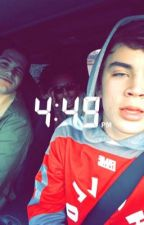 Hayes Grier (DIRTY) love by ilikefamousboys