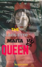 The Black-Eyed Mafia Queen  by moshipussha