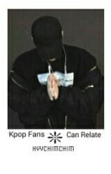 ⚫Kpop Fans ❇ Can Relate⚫ by HyyChimChim