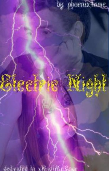 Electric Night (Liam Payne) by phoenixflame
