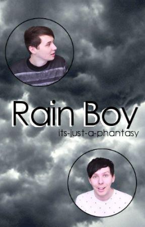 Rain Boy (phan) by crescendohowell