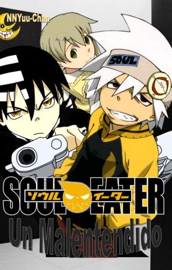 "Soul Eater: ""Un malentendido"" Con quien decido estar. (SoulxMaka Vs. KidxMaka)"