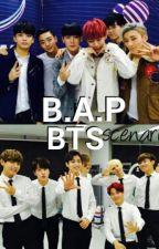 B.A.P × BTS scenario by m__bee