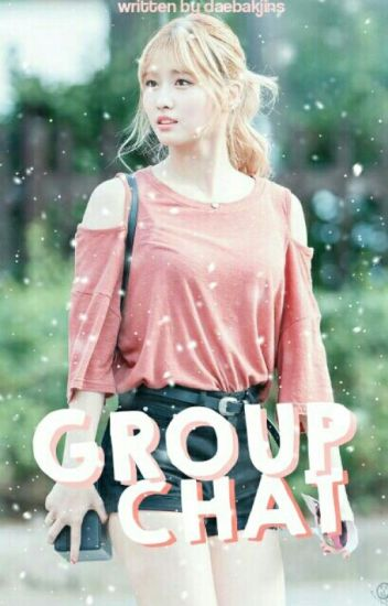 groupchat × bts [completed]