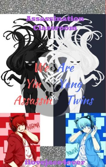 We Are Yin-Yang Assassin Twins. Assassination Classroom Fanfic.