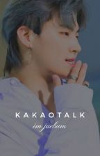 KakaoTalk /Im Jaebum •JB ✅ by xbigqueenxx