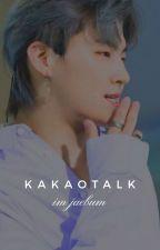 KakaoTalk /Im Jaebum •JB ✔ by xbigqueenxx