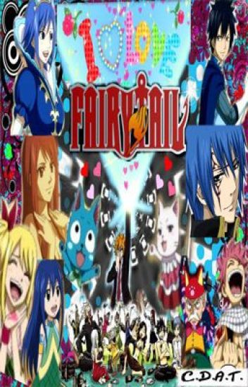 FAIRY TAIL STORIES (FAN MADE)