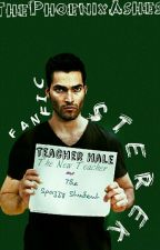Teacher Hale- Sterek  by ThePhoenixAshes