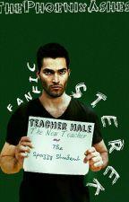 Teacher Hale- Sterek  by ThePhoenixAshes