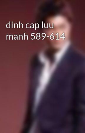 dinh cap luu manh 589-614 by longtiendragon