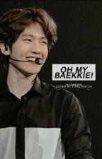 Oh My, Baekkie! ; chanbaek by xiummieb
