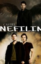 Nefilim [ Castiel Y Tu.Sobrenatural] by mariinabvb