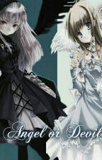 Angel or Devil by KillMon2210