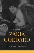 Zakia Goedard by mayudhanta