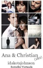 Ana & Christian (1,2) by alexia291101