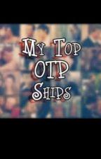 My SHIPS and OTPS by Katarina707