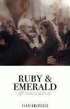 dramione: ruby & emerald [PL] by flaviameraxes