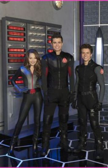 New Bionic in Town. *A Lab Rats Love Story*