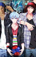 Kuroko no Basuke by readerssin