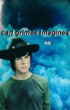Carl Grimes Imagines by starsabovej