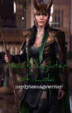 Hela Daughter of Loki by rebelaesthetics