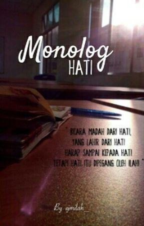Monolog Hati by sjmilah_