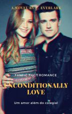 Katniss And Peeta Unconditionaly Love  by Graziele-evelark