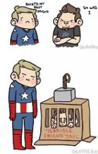 ¿Civil War? Querras Decir: Stony Vs Stucky [Two-Shot] by Le_Stoky