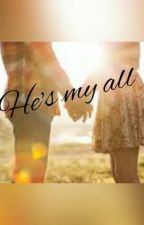 He's My All ❤ - Chrisrian Grey by MlleX19