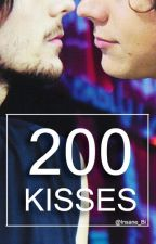 200 Kisses. by tinytylou