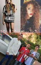 2 Girls & 3 Boys Where Art Thou by oOestellemalik