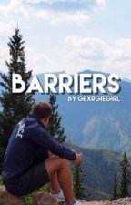 Barriers // Artemi Panarin by gexrgiegirl