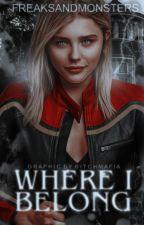Where I Belong | AMERICAN HORROR STORY by freaksandmonsters