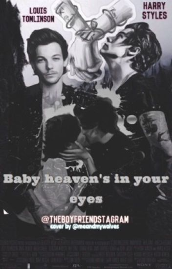 Baby heaven's in your eyes [RU] +18