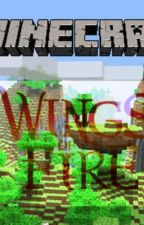 DISCONTINUED- Minecraft: Wings of Fire by Cinnamondere
