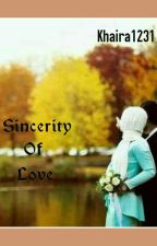 Sincerity Of Love by khaira1231