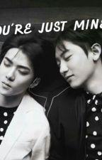 "YO'RE JUST MİNE! ""ChanHun"" by Happyeol_exo"