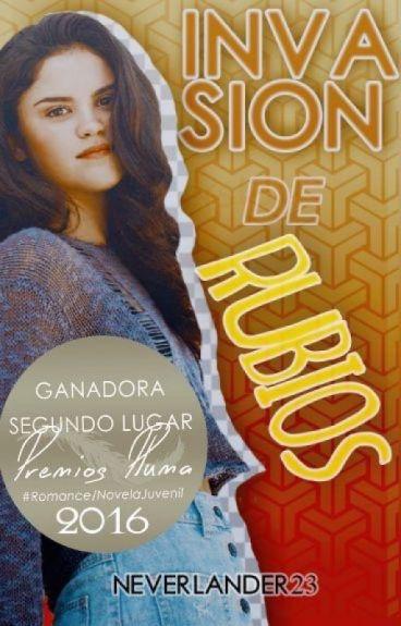 Invasión de Rubios #SinsajoAwards