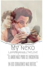 My Neko||Larry Stylinson by LarryMandaAllTheLove