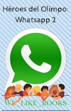 Héroes Del Olimpo: Whatsapp | Cancelada | by We_like_books