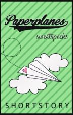 Paperplanes by sweetspecks