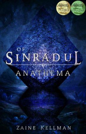 Of Sinradul: Anathema by ZaineKellman