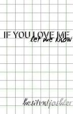 || If you love me, let me know || Joshler || ✅ by hesitvntjoshler