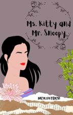 Ms. Kitty And Mr. Snoopy by minichole