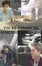 You're nobody til somebody loves you {ChanBaek - HunHan} by SiaPark