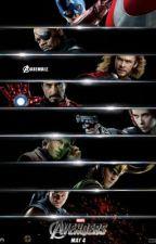 Avengers Assemble ll ~ S.H.I.E.L.D's New Avenger by ItsMeCatex