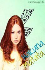 Hakuna Matata - Familia Primum: Book Four by xarchmage13x