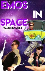 EMOS IN SPACE by RossAndRoses