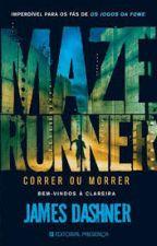 Maze Runner - Correr ou Morrer by IAM-DUFF